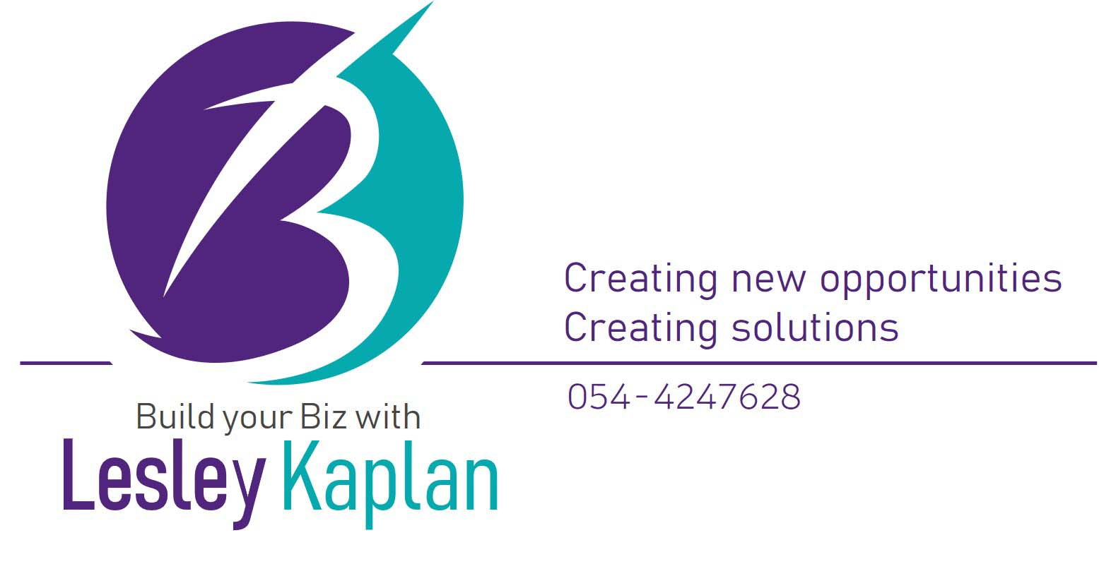 Build your Biz with Lesley Kaplan